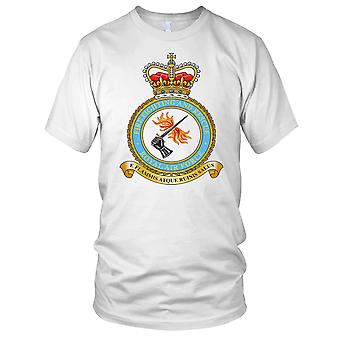RAF Aroyal Luftwaffe Fire Rescue Herren-T-Shirt