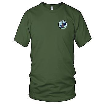 US Navy USS Greenwood DE-679 sti børn T Shirt
