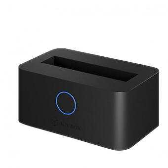 ICY BOX USB 3.0 docking station Black
