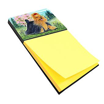 Yorkie Refiillable Sticky Note Holder or Postit Note Dispenser
