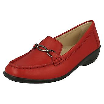 Ladies Padders Wide Fitting Moccasins Ellen