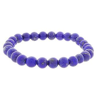 Christian Lapis Lazuli bracelet
