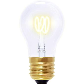 LED E27 Arbitrary 2.7 W = 9 W Warm white (Ø x L) 45 mm x 85 mm EEC: A Segula dimmable, Filament 1 pc(s)