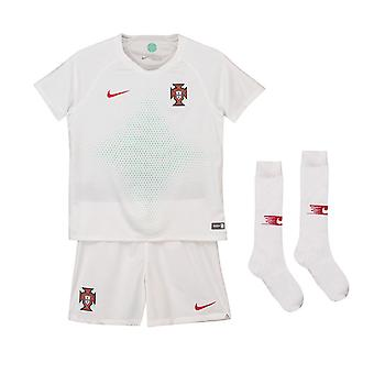 2018 / 2019 Portugal Away Nike Mini Kit