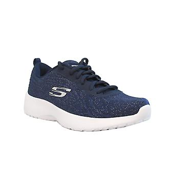 Skechers Womens Trainer Dynamight-Blissful Navy