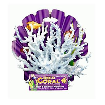 Sandimas Deco Coral Azul-Blanco S (Fish , Decoration , Ornaments)