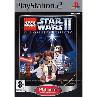 LEGO Star Wars II The Original Trilogy (PS2) - Factory Sealed
