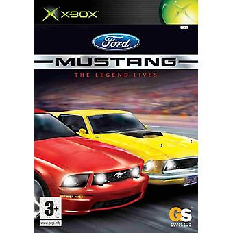Ford Mustang Racing (Xbox)