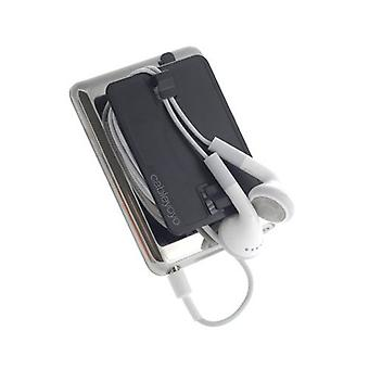 Carrete de cable de auriculares Bluelounge Cableyoyo POP para iPod/iPhone