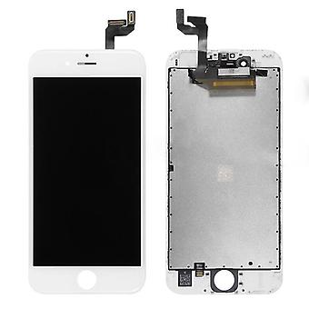 White Premium Quality LCD Screen For iPhone 6S | iParts4u