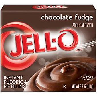 Jell-O sjokolade Fudge Instant Pudding Dessert Mix