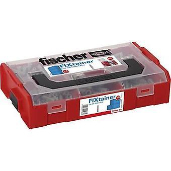 The FIXtainer-SX-Dubel-Box Fischer 532892 210 parts