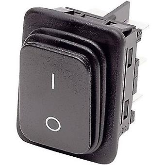Marquardt Toggle switch 1939.3119 250 V AC 12 A 2 x On/Off/On IP65 latch/0/latch 1 pc(s)