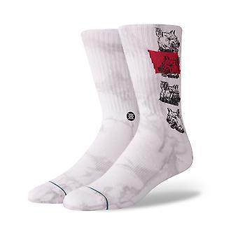 Haltung Respekt die ältesten Crew Socken