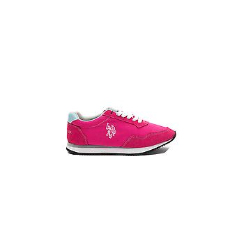 Sneakers Pink Rae Us Polo Woman