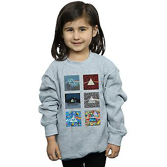 Pink Floyd Girls Mixed Prisms Sweatshirt
