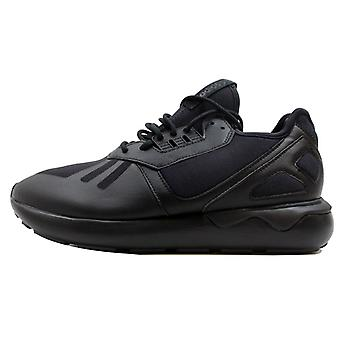 Adidas Tubular Runner Black/Black Q16465 Men's