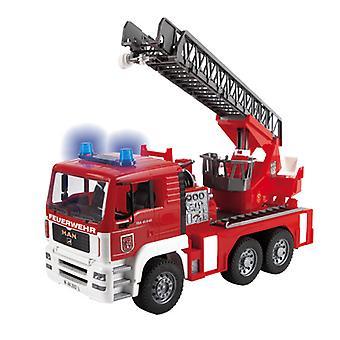 Bruder Feuer-Motor mit Pumpe