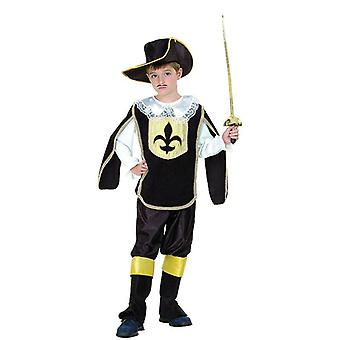 Bnov Musketeer Boy Costume