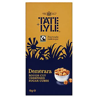 Tate & Lyle Demerara Rough Cut Würfelzucker
