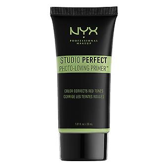 NYX Prof. Make-up Studio Grundierung grün