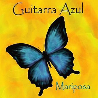 Guitarra Azul - Mariposa [CD] USA import