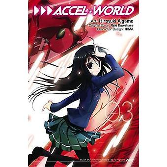 Accel World - Vol. 3 - (Manga) by Reki Kawahara - 9780316296359 Book