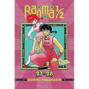 Ranma 1/2 (2-i-1 udgave) - Vols. 27 & 28 af Rumiko Takahashi - 97814