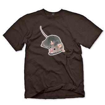 Womens T-shirt - Pet Rat Animal Portrait