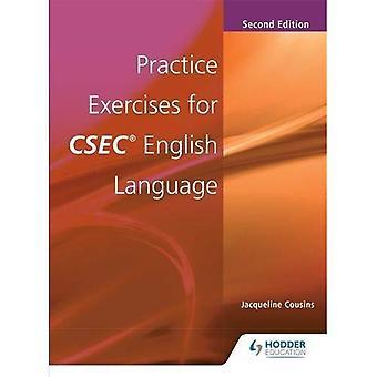Practices Exercises for CSEC English Language New Edition