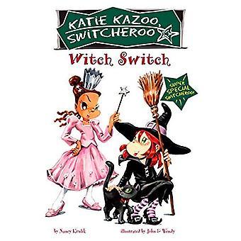 Witch Switch (Katie Kazoo Super Special)