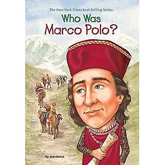 Vem var Marco Polo? (Vem var...?)