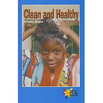 Clean and Healthy (Rosen Real Readers: Upper Emergent)