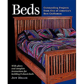 Beds: Outstanding Projects from One of America's Best Craftsmen (Furniture Projects): Outstanding Projects from One of America's Best Craftsmen (Furniture Projects)
