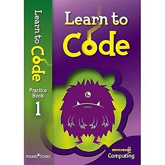 Learn to Code Pupil Book 1