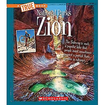 Zion (True Booknational Parks)