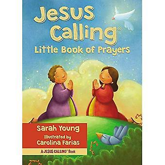 Jesús llamando a poco libro de oraciones (Jesus Calling (R)) [libro]