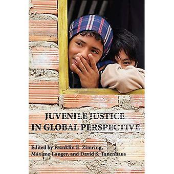 Nuoriso-oikeuden globaalissa mittakaavassa (nuoriso, rikokset ja oikeuden)