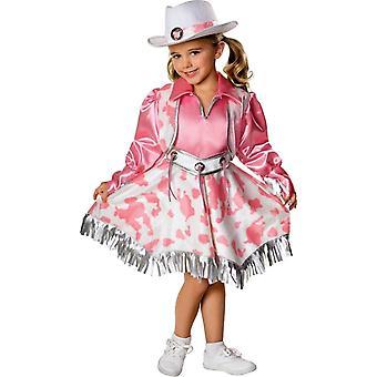 Western Girl Child Costume
