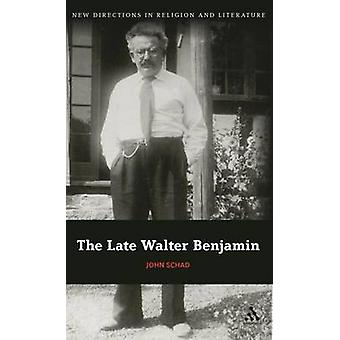 The Late Walter Benjamin by Schad & John