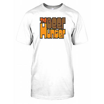 The Beer Hunter - Funny Quote Kids T Shirt