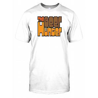 The Beer Hunter - grappig citaat Kids T Shirt