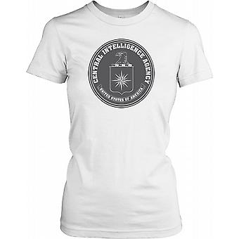 Central Intelligence Agency Insignia Ladies T Shirt