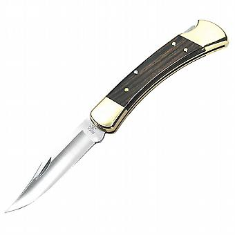 GENUINE Buck knife 110 Folding Hunter 420HC steel - hunting knife