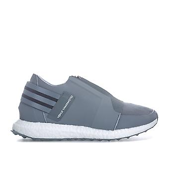 Mens Y-3 X-Ray Zip Low Trainers In Grey
