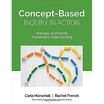 Concept-Based Inquiry in Action - Strategies to Promote Transferable U