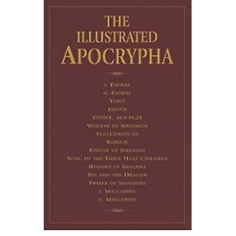 Illustrated Apocrypha - KJV (Revised edition) - 9781861189417 Book