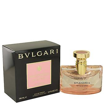 Bvlgari Splendida Rose by Bvlgari Eau De Parfum Spray 3.4 oz / 100 ml (Women)