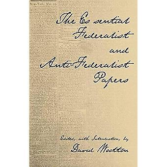 Keskeiset federalisti ja anti-federalisti paperit