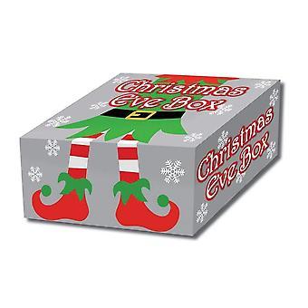 Elf Design Christmas Eve Box